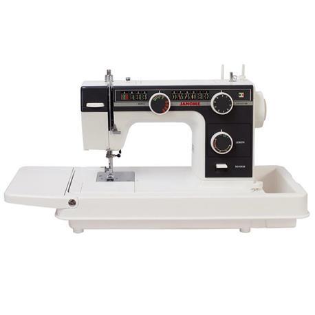 Janome 393 maszyna do szycia-biała