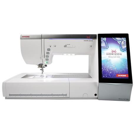 Janome MC 15000 maszyna do szycia i haftowania