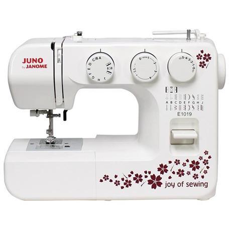 JANOME JUNO E1019 prosta mechaniczna maszyna do szyci