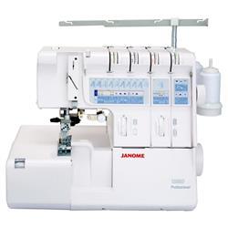 Janome 1200D 2, 3, 4, 5-nitkowy coverlok maszyna do szycia