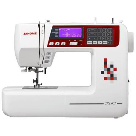 Janome TXL 607 maszyna do szycia