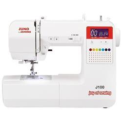JANOME JUNO J100 bardzo cicha komputerowa maszyna do szycia