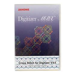 JANOME DIGITIZER MBX CS oprogramowanie do haftciarki