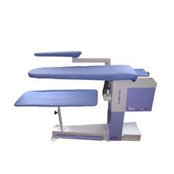Stół prasowalniczy COMEL BR/A SXD - 8 z odsysaniem, podgrzewaniem i regulacją wysokości