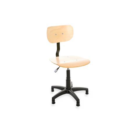 Krzesło obrotowe ErgoPlus 02-sklejka (atest)