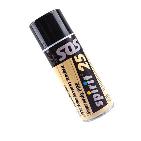 SPIRIT 25 smar suchy na bazie PTFE spray 400ml