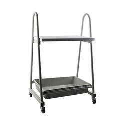 wózek pomocniczy PS-03 z półką