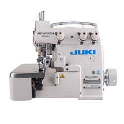 JUKI MO6704DA-0A4150 owerlok mereżka z półsuchą głowicą i automatycznym system smarowania