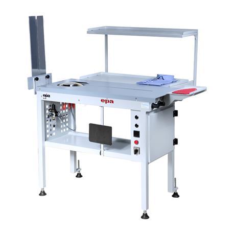 EPA K08 Stół do składania koszul - Półautomatyczny