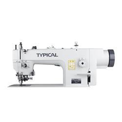 TYPICAL GC0303-QD2 automatyczna stębnówka z odkrawaczem krawędziowym