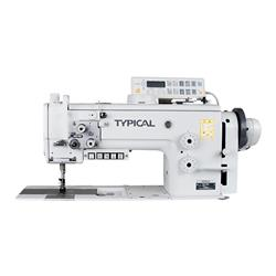 TYPICAL TW1-898-D2T3 automatyczna stębnówka z potrójnym transportem
