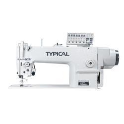 TYPICAL GC6716-HD3 stębnówka z podwójnym transportem
