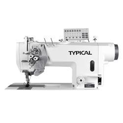 TYPICAL GC9750-HD3 dwuigłowa stębnówka z automatycznymi funkcjami
