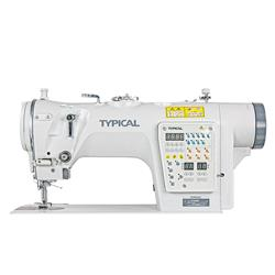 TYPICAL GT856D-318 zygzak sterowany elektronicznie z napędem Direct-Drive