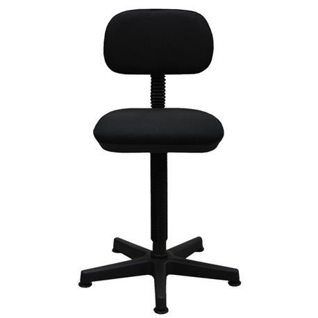 KT-1 Krzesło obrotowe tapicerowane na śrubie