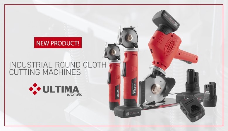 Ultima - round cloth cutting machines