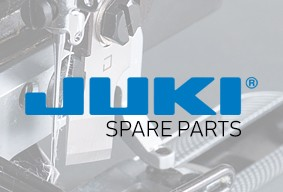 Spare parts for Juki machines